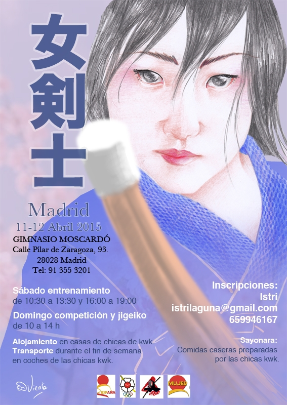 Fmjudo kendo for Gimnasio moscardo