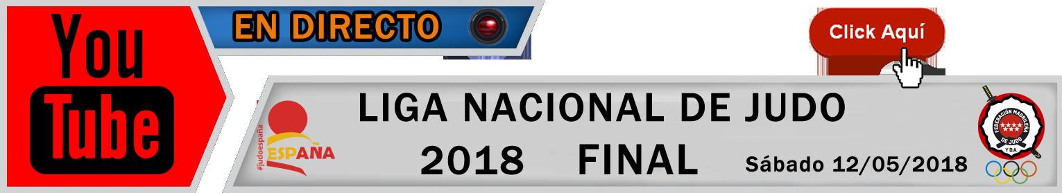 3ª Jornada Liga Nacional Clubes Judo 2018