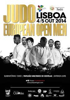 EUROPEAN OPEN LISBOA 2014